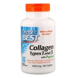 Doctor's BEST Kolagen Collagen 1 3 1000mg x 180tab