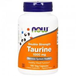 NOW FOODS Tauryna 1000 mg 100 kapsułek