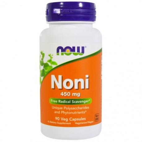 NOW FOODS Noni, 450 mg, 90 kapsułek