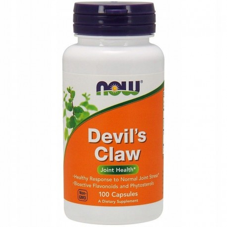 NOW FOODS Devil's Claw, 100 kaps.